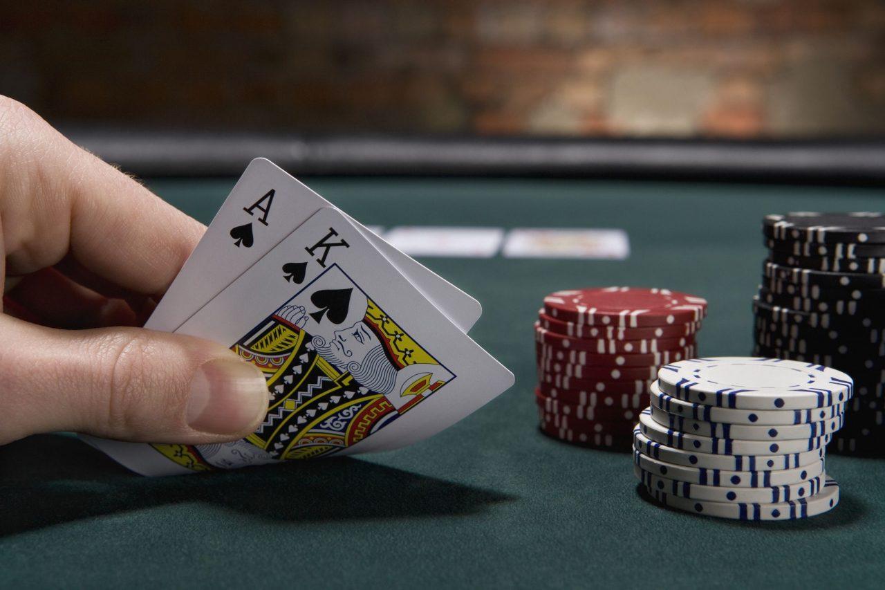 Blackjack hints and tips