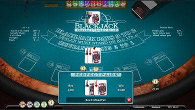 Τα καλυτερα ζευγαρια στο Blackjack