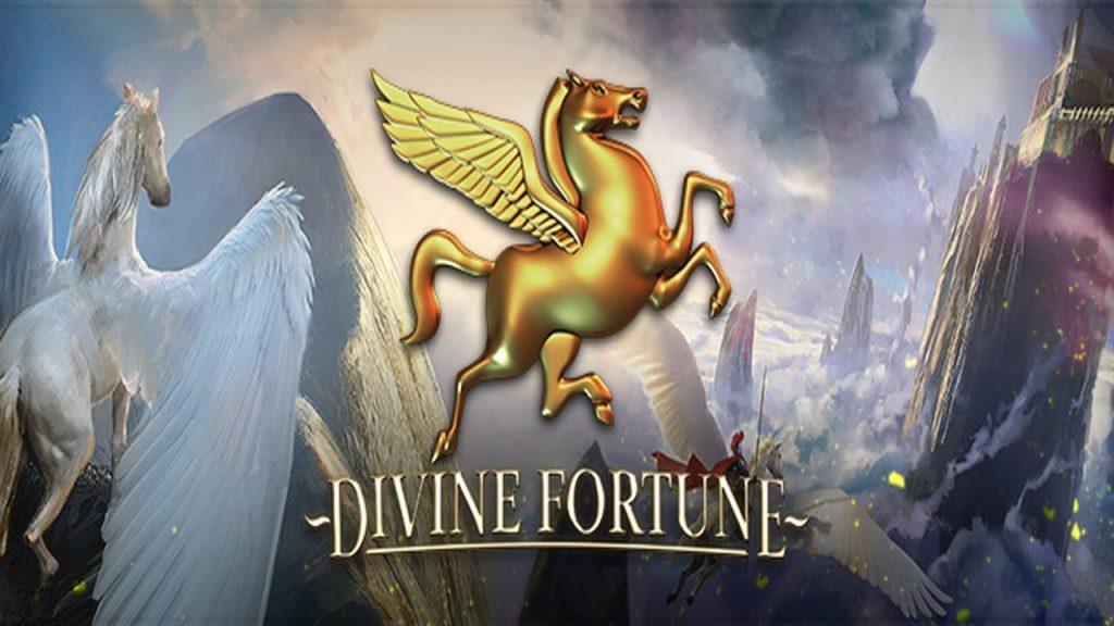 Divine Fortune - NetEnt