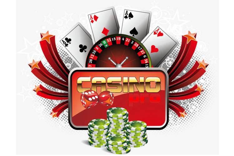red and black casino game